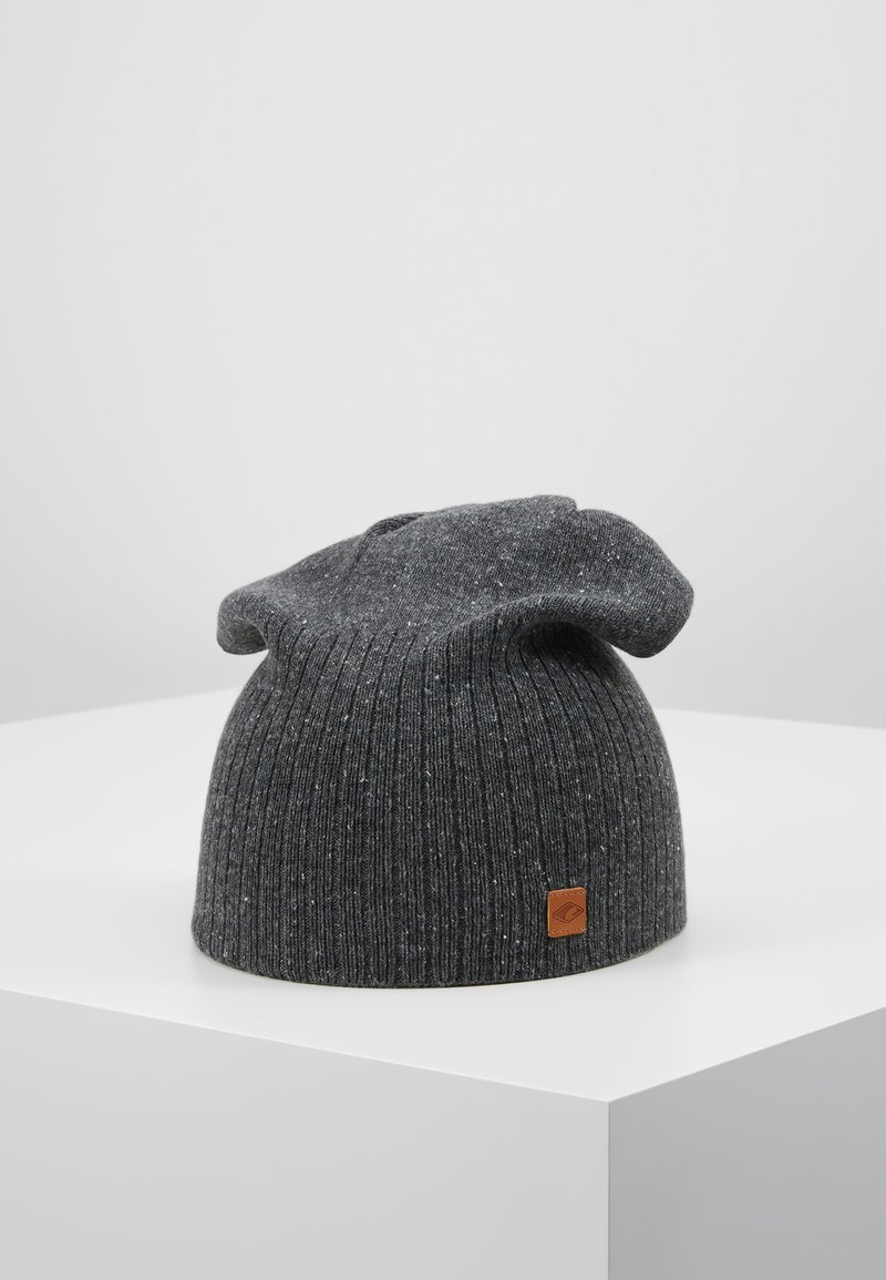 Chillouts - LOWELL HAT - Beanie - dark grey