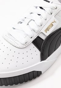 Puma - CALI - Sneaker low - white/black - 2