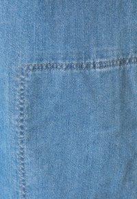 Marc O'Polo - DRESS TUNIQUE STYLE   - Shirt dress - blue denim - 7