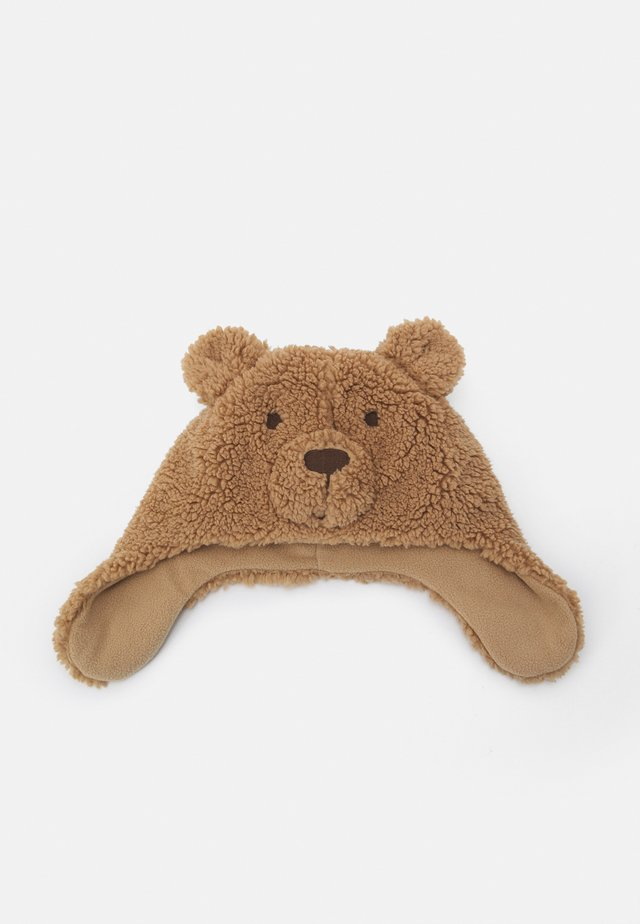 BEAR UNISEX - Bonnet - bruno brown
