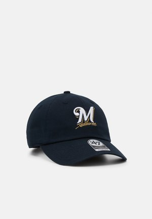 BREWERS CLEAN UP UNISEX - Caps - navy