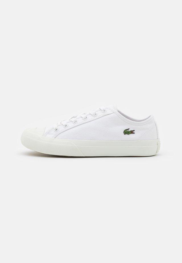 TOP SKILL  - Baskets basses - white/offwhite