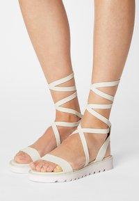 Even&Odd - Sandals - white - 0