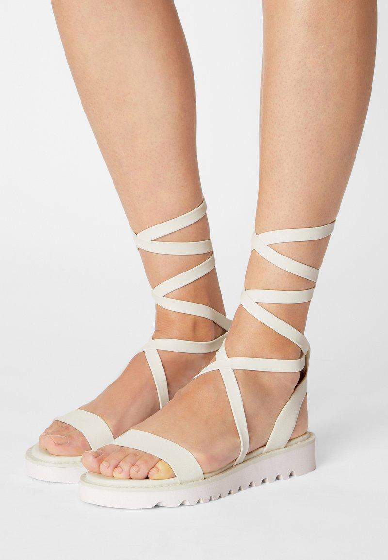 Even&Odd - Sandals - white