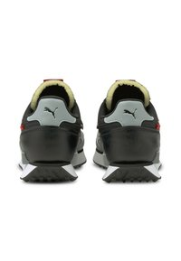 Puma - Sneakers - black-high risk red - 3