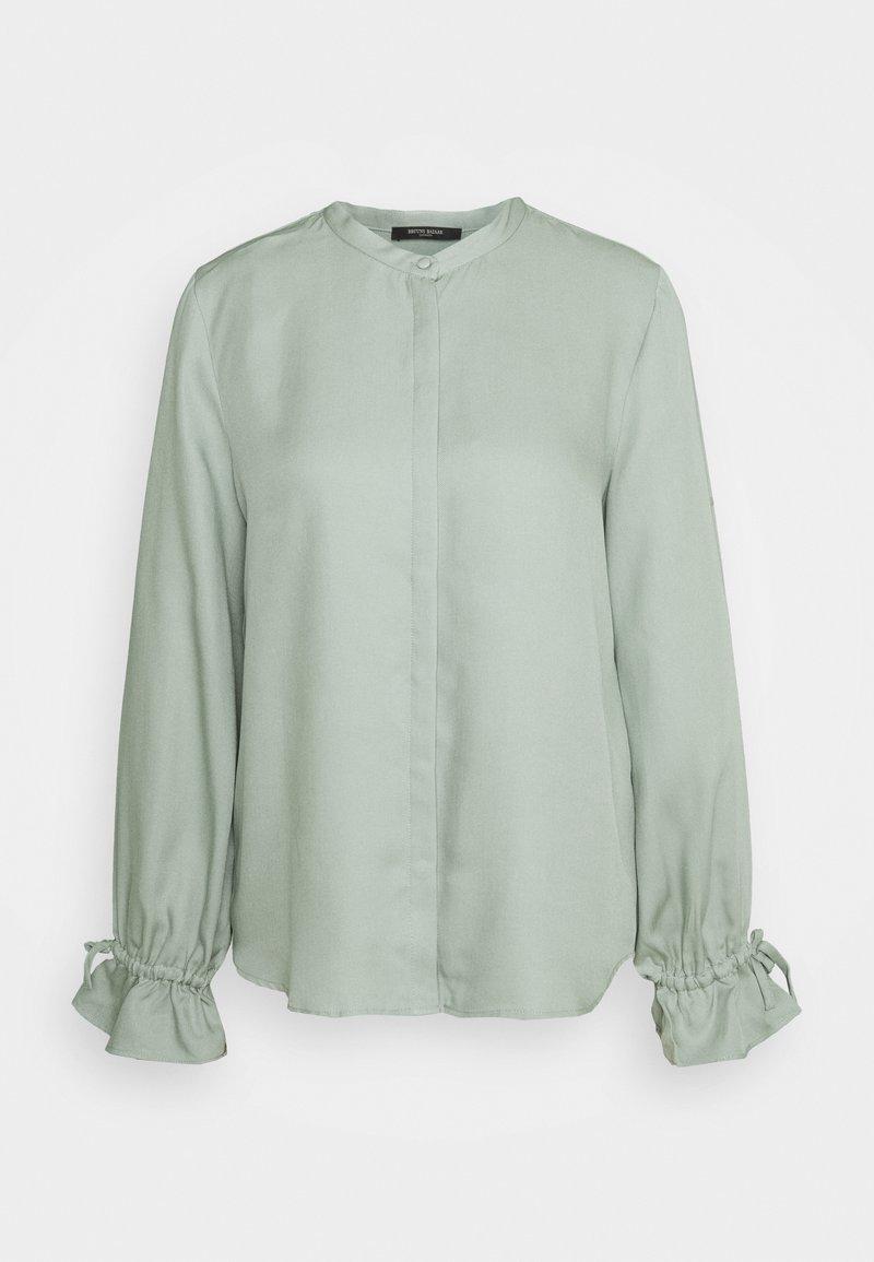 Bruuns Bazaar - PRALENZA MARIBEL - Blouse - jade green