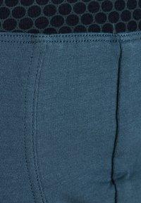 Schiesser - 2 PACK - Boxerky - dark blue - 4
