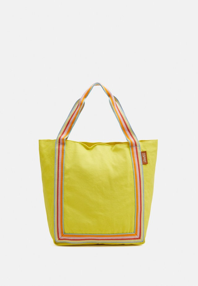 DARLENE - Tote bag - yellow