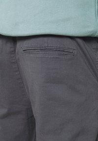 recolution - PANTS MUSA - Kangashousut - dark grey - 4