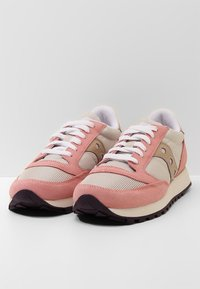 Saucony - JAZZ VINTAGE - Trainers - tan/muted clay - 4
