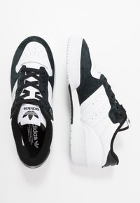adidas Originals - RIVALRY - Trainers - footwear white/core black - 1