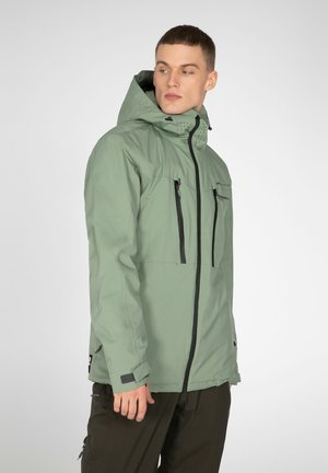 Snowboard jacket - green spray