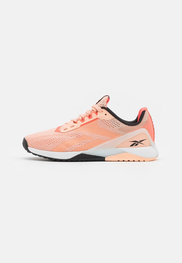 NANO X1 - Sportschoenen - orange/coral/black