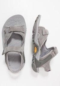 Merrell - KAHUNA 4 STRAP - Outdoorsandalen - grey - 1