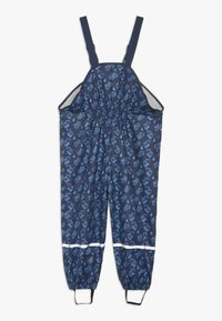 Playshoes - BAUSTELLE ALLOVER - Pantalones impermeables - marine - 0