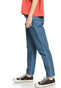 Quiksilver - Straight leg jeans - medium blue - 2