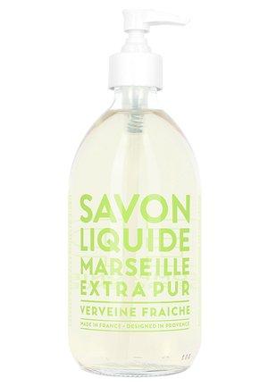 LIQUID MARSEILLE SOAP - Liquid soap - fresh verbena
