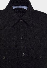 Iro - RAPID - Košile - black/navy - 2