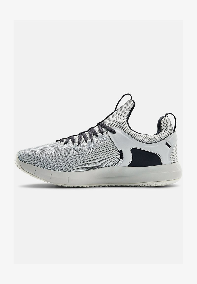 Under Armour - HOVR RISE 2 - Sports shoes - halo gray