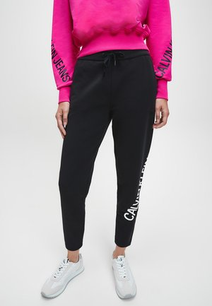 Tracksuit bottoms - ck black