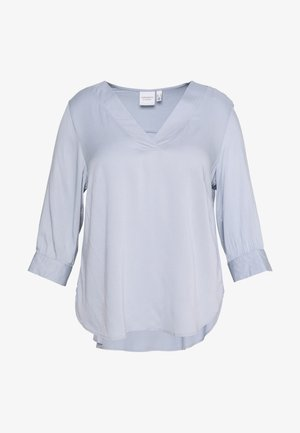 JRLOUISE 3/4 SLEEVE BLOUSE - Tunika - blue fog