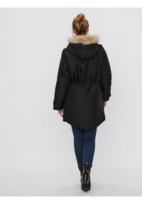 Vero Moda - Winter coat - black - 2