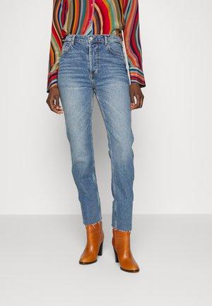DEMPSEY HIGH RISE  - Straight leg jeans - blue denim