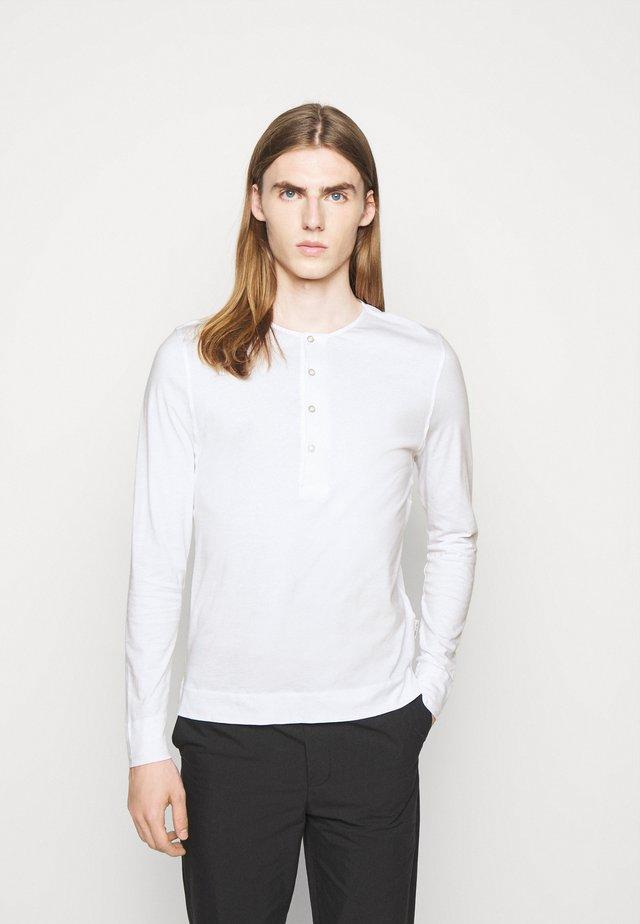 CAPPE - T-shirt à manches longues - pure white