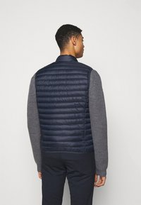 Save the duck - ADAM - Waistcoat - blue black - 2