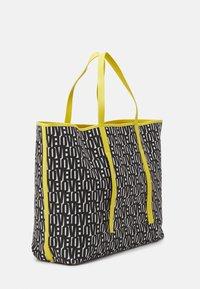 Marc Cain - SHOPPER BAG SET - Shopper - black/white - 2