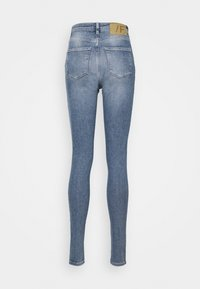 Selected Femme Tall - SLFSOPHIA - Jeans Skinny Fit - medium blue denim - 6