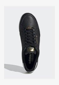 adidas Originals - CONTINENTAL 80 SHOES - Trainers - black - 2