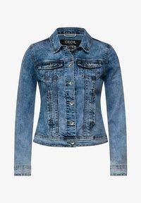 Cecil - Denim jacket - blue denim - 3