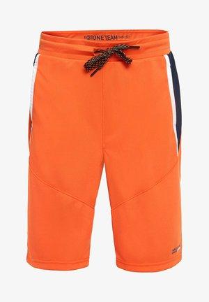 Shorts - bright orange