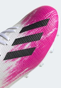 adidas Performance - 19.3 MULTI-GROUND BOOTS - Moulded stud football boots - white - 6