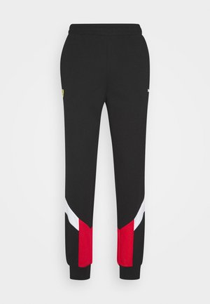 FERRARI RACE PANTS - Verryttelyhousut - black