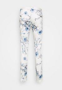 Twisted Tailor - BLOSSOM SUIT - Suit - white blue - 4