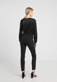 Escada Sport - TEPITA - Kalhoty - black - 2