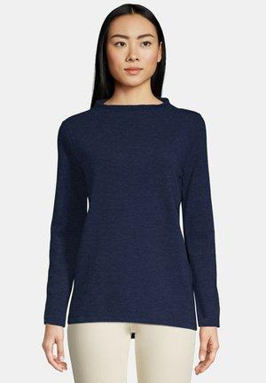 Sweater - deep sea navy