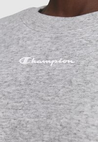Champion - CREWNECK - Mikina - grey melange - 4
