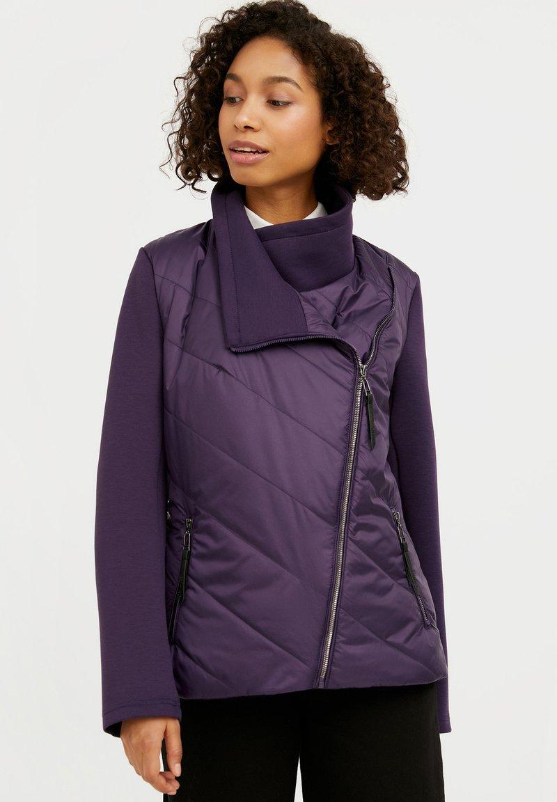 Finn Flare - Winter jacket - violet