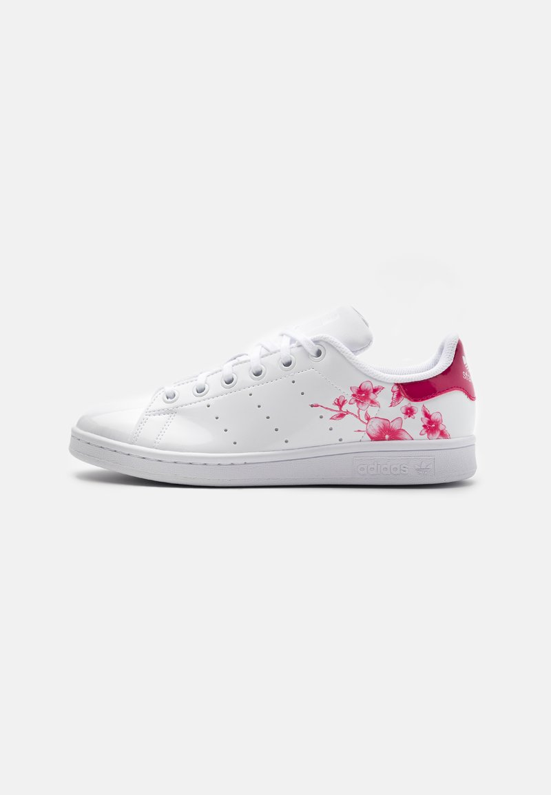 adidas Originals - STAN SMITH SPORTS INSPIRED SHOES - Sneakersy niskie - footwear white/bold pink