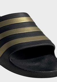 adidas Performance - ADILETTE AQUA SWIM - Sandali da bagno - black - 7