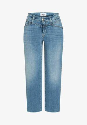 CASEY - Straight leg jeans - stoned blue