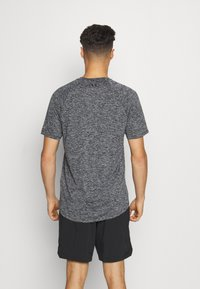 Under Armour - TECH TEE - Basic T-shirt - black - 2