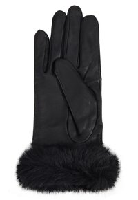 Dorothy Perkins - TRIM GLOVE - Gants - black - 2