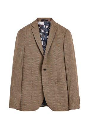 Blazer jacket - brown
