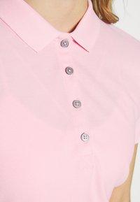 Calvin Klein Golf - PERFORMANCE - Polo shirt - pale pink - 4