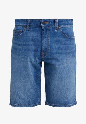 MAINE - Denim shorts - medium blue