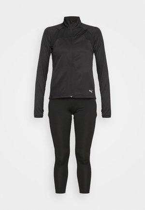 ACTIVE YOGINI SUIT - Træningssæt - black